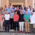 Una inversión de 20 millones de euros convertirá en regadío 2.700 hectáreas de las vegas bajas del río Valdavia en Palencia