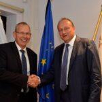 El alemán Joachim Rukwied, nuevo presidente del COPA