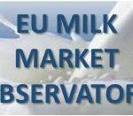Nueva bajada en marzo del precio de la leche en la UE
