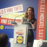 """Susana García: """"Del vino alimento hemos pasado al vino ornamento"""""""