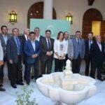 El aforo del olivar prevé una producción de 884.900 t de aceite de oliva en Andalucía en 2017-2018