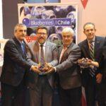 Freshuelva firma un alianza con productores de Chile para una mayor internacionalización