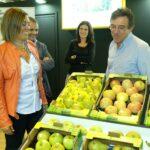 La Consejera Marcos apoya al sector hortofrutícola de Castilla y León en Fruit Attraction