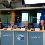 Francisco Marcén defiende la importancia del sector ovino en el Parlamento Europeo