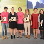La Ministra entrega los VIII Premios de Excelencia a la Innovación para las Mujeres Rurales