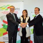 FIAB y VITARTIS se unen para impulsar el sector agroalimentario en Castilla y León