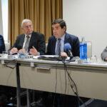Carlos Cabanas clausura la asamblea de Anprogapor destacando la capacidad estratégica del sector