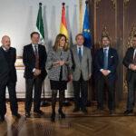 """Susana Díaz: La aceituna negra es el """"chivo expiatorio"""" y que EEUU podría imponer aranceles a otros productos de la UE"""