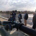 La depuradora de Alguazas pondrá a disposición de los regantes más de un millón de metros cúbicos de agua regenerada