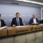 La Rioja firma un convenio con Aimcra, Arag-Asaja y El Cierzo por 126.000 euros para apoyar el cultivo de remolacha