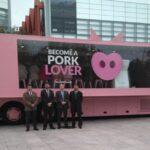 Uno de cada siete kilos de carne de cerdo de España se produce en Castilla y León
