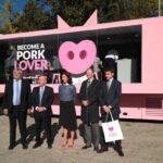 7.200 personas y 100 grupos han participado en las acciones de 'Pork Lovers Tour España y Reino Unido'