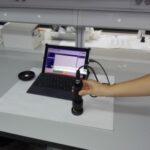 Sensores portátiles para analizar la composición de la leche de forma instantánea