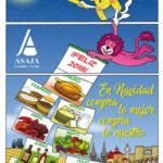 ASAJA lanza una campaña para promover el consumo de alimentos de Castilla y León