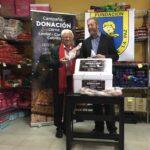 Interovic entrega 1.500 raciones de cordero, lechal y cabrito a Mensajeros de la Paz