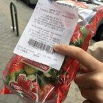 UPA denuncia públicamente a Carrefour por el uso de la fresa como producto reclamo