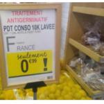 Aumenta la agresividad de las promociones de patata en la distribución francesa