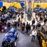 New Holland consigue el Tractor de España 2018