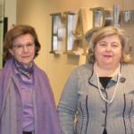 Pilar Ayuso y Clara Aguilera, los dos miembros españoles en el Comité de autorización de plaguicidas