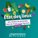 Indignación entre los agricultores franceses por un informe sobre la presencia de residuos en frutas y hortalizas