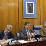 """Sánchez Haro se queja del """"maltrato sistemático"""" del Gobierno de Rajoy a los regadíos andaluces"""