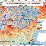 IRTA estimará la evapotranspiración de la vegetación a partir de datos obtenidos por satélite