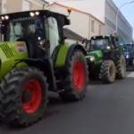 Manifestaciones en Francia contra el acuerdo de Mercosur