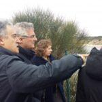 Colaboración navarro-aragonesa para modernizar el regadío Tarazona-Tudela