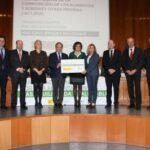 Dolors Montserrat presenta un Plan para mejorar la composición de los alimentos