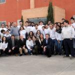 Medio centenar de alumnos de la Basque Culinary Center visitan varias empresas agroalimentarias de Castilla y León