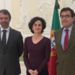 Carlos Cabanas mantiene una nueva reunión con sus homólogos de Francia, Italia y Portugal para tejer alianzas de cara al futuro de la PAC