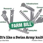El Farm Bill 2018 se empieza a debatir