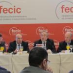 FECIC celebra su primer desayuno empresarial con el presidente de CEOE como invitado