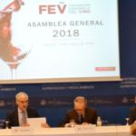Miguel A. Torres, reelegido presidente de la FEV