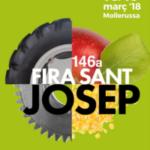 500 asistentes a la Noche del Expositor de la 146a Fira Sant Josep