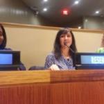 Una agricultora almeriense defiende los derechos de las mujeres rurales en la ONU