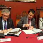 Aragón y Castilla La Mancha consensúan una posición comun sobre la PAC que priorice al agricultor profesional