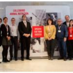 Jornada de Rumiantes en Barcelona organizada por Lallemand.