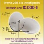 Convocado el Premio del Instituto de Estudios del Huevo a la investigación 2018