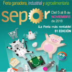 La 51º edición de SEPOR secelebrará del 5 al 8 de noviembre