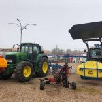 Extremadura publica la convocatoria de ayudas para la promoción de nuevas tecnologías en maquinaria y equipos agrarios
