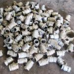 La Guardia Civil recupera material de riego de un robo en Plasencia