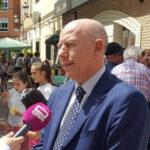 """Alberto Herranz: """"Las granjas de porcino de Castilla-La Mancha son un referente de sostenibilidad y un motor de empleo para la región"""""""