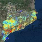 Mapa interactivo del carbono orgánico en los suelos agrícolas de Cataluña