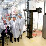 Cantabria apoya con 300.000 euros la modernización del matadero de Torrelavega