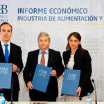 La alimentación y bebidas se confirma como el primer sector industrial de España