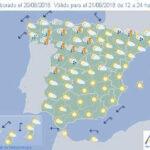 AEMET presenta su predicción meteorológica para el verano