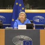 """Clara Aguilera: """"Las propuestas de la PAC nos generan incertidumbre sobre una futura renacionalización"""""""