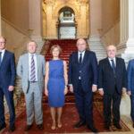 España, Francia, Portugal, Irlanda, Finlandia y Grecia consensúan una declaración común sobre la PAC