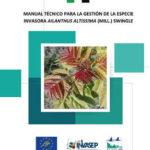 Manuales on-line para la gestión de las especies invasoras mimosa y ailanto